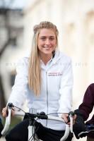 Laura Trott, Prudential RideLondon launch 2013