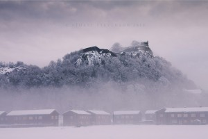 Stirling Castle, Scotland (Commended in Scottish Landscape Photographer of the Year 2015).