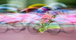 Pro women's criterium  race on the Mall, London. Saturday 1 August. Photographer: Stuart Stevenson