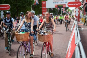 Prudential RideLondon FreeCycle. Saturday 3 August 2013.