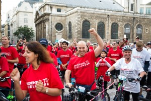 Prudential RideLondon, Freecycle – Guiness World Record Attempt 9 August 2014