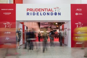 Prudential RideLondon, Cycle Show at the London Excel. Friday 31 July 2015. Photographer: Stuart Stevenson.