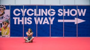 Prudential RideLondon 2018 – Cycling Show at London Excel.  Photographer: Stuart Stevenson