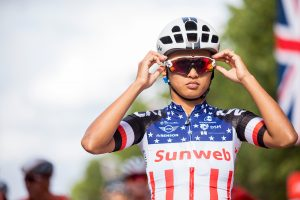 Prudential RideLondon 2018 – Coryn Rivera, Classique.  Photographer: Stuart Stevenson