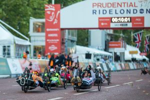 Prudential RideLondon 2018 – Handcycle  Photographer: Stuart Stevenson