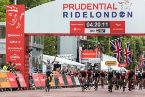Prudential RideLondon 2018 – Pascal Ackermann wins Prudential RideLondon Classic  Photographer: Stuart Stevenson