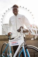 Nicola Adams OBE, Prudential RideLondon launch 2017