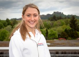 Laura Trott, Prudential RideLondon launch 2015