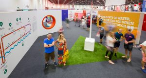 Prudential RideLondon 2018 – Cycling Show at London Excel. 27 July 2018.  Photographer: Stuart Stevenson