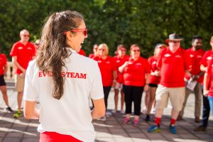 Prudential RideLondon 2018 – Freecycle Volunteer Briefing.