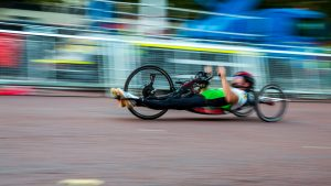 Prudential RideLondon 2018 – Handcycle