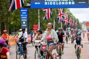 Prudential RideLondon 2019 – Freecycle.Photographer: Stuart Stevenson