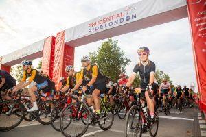 Prudential RideLondon 2019 – 100 & 46 StartlinePhotographer: Stuart Stevenson