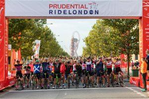 Prudential RideLondon 2019 – 100 & 46 Startline  Photographer: Stuart Stevenson